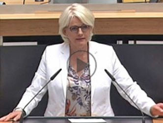 Senatorin Regine Günther