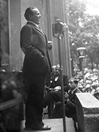 Bildvergrößerung: Richard Tauber, August 1932