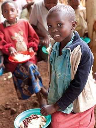 Bildvergrößerung: Burundimädchen