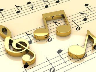 Bildvergrößerung: Die Musik