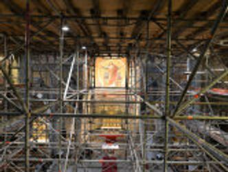 Bildvergrößerung: Herz-Jesu-Kirche, Restaurierung 2019