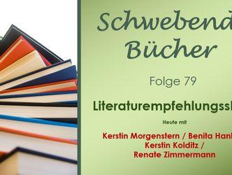 Schwebende Bücher Titelfolie