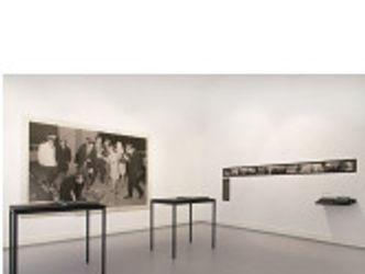 Bildvergrößerung: Ausstellungsansicht Arwed Messmer