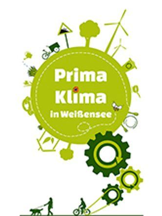 Bildvergrößerung: Plakat: Prima Klima in Weißensee