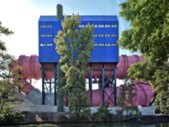 Bildvergrößerung: Tiergarten Müller-Breslau-Straße Umlauftank Versuchsanstalt Wasserbau Schiffbau