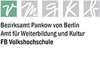 Logo Fachbereich Volkshochschule Pankow