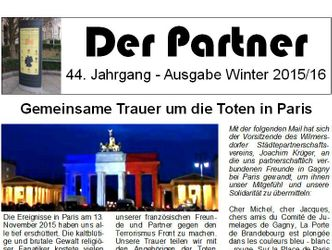Der Partner (Winter 2015/16)