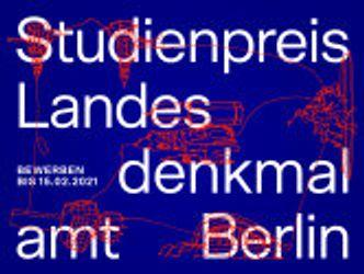 Bildvergrößerung: Studienpreis Berlin Grafik Titelbild