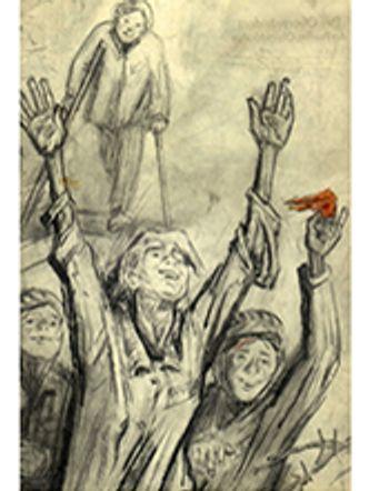 Bildvergrößerung: Zinovii Tolkatchev: Die Befreier sind angekommen