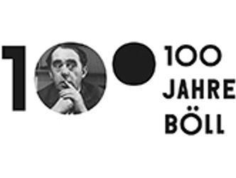 Bildvergrößerung: Wortmarke: 100 Jahre Böll