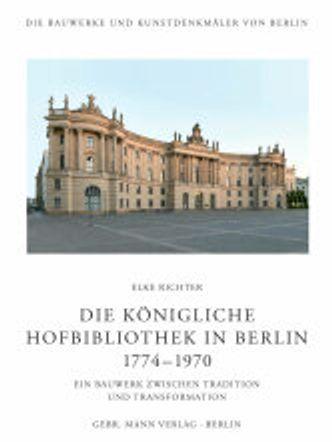 Bildvergrößerung: Umschlag Neuerscheinung Königliche Hofbibliothek