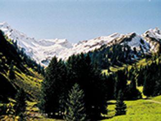 Bildvergrößerung: Berglandschaft