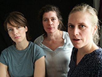 Bildvergrößerung: Eva-Maria Schneider-Reuter, Hannah Demtröder, Nicola Knappe