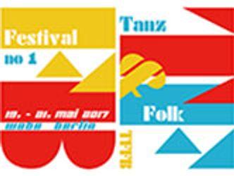 Bildvergrößerung: 1. Tanz-&-Folk-Festival Berlin