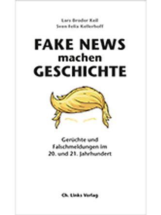 Bildvergrößerung: Buchcover: Fake News