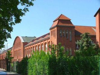 Deutsche Dienststelle am Eichborndamm in Reinickendorf