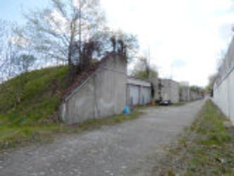 Bildvergrößerung: Smuts Barracks, ehem. Train-Kaserne, Berlin-Spandau