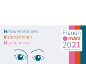Bildvergrößerung: Frauenmärz 2021 Flyer