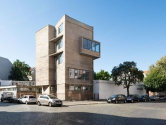 Bildvergrößerung: Mitte Gesundbrunnen Gottschedstraße Roteprint-Fabrik