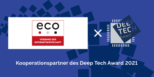 Kooperationspartner eco Deep Tech Award 2021