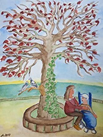 Bildvergrößerung: Baum-Bild