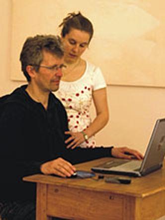 Bildvergrößerung: Alexandertechnik am Arbeitplatz