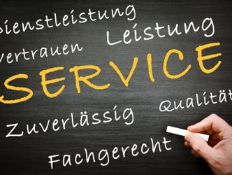 Link zu: Service & links