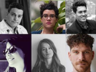 Bildvergrößerung: Cecília Barros Erismann, Moritz Gause, Sandra Gugić, Adelaide Ivánova, Kevin Junk, Douglas Pompeu