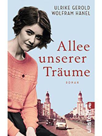 Bildvergrößerung: Cover - Ulrike Gerold /Wolfram Hänel: Allee unserer Träume