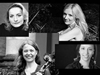 Bildvergrößerung: Doerthe Maria Sandmann, Katharina Glös, Petra Kießling, Natalie Pfeiffer