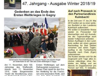 Der Partner (Winter 2018)