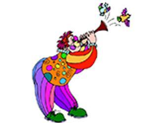 Bildvergrößerung: Clown
