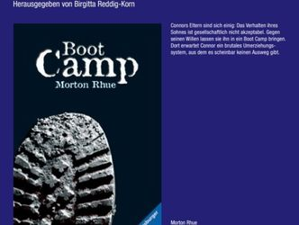 Titelblatt Unterrichtsmaterialien Boot Camp