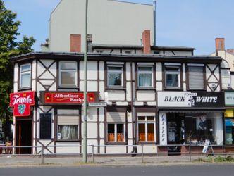 Bildvergrößerung: Spandau Wilhelmstadt Picheldorfer Straße Rayonhaus Fachwerkhaus