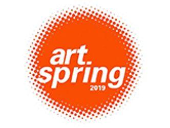 Bildvergrößerung: Logo: artspring 2019