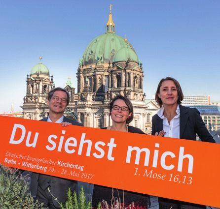 Kirchentag 2017 in Berlin und Wittenberg - Berlin.de