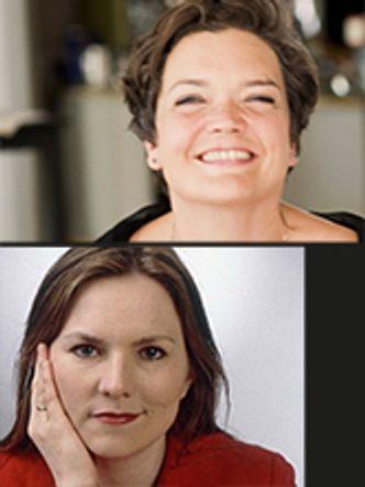 Bildvergrößerung: Dorothee Ingenfeld und Katrin Dasch