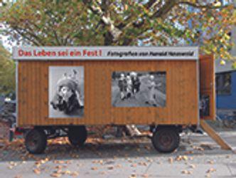 Bildvergrößerung: KulturWagen der Brotfabrik