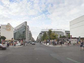Bildvergrößerung: Mitte Friedrichstraße Checkpoint Charlie