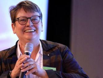 Staatssekretärin Sabine Smentek bei einer Veranstaltung
