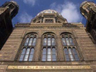 Bildvergrößerung: Synagoge Centrum Judaicum Mitte Oranienburger Straße