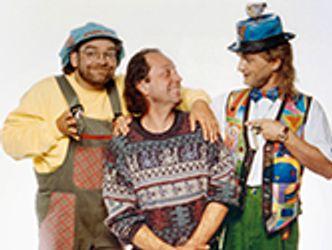 Bildvergrößerung: Ulf, Zwulf und Willi