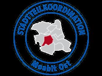 Logo der Stadtteilkoordination Moabit Ost