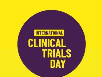 Logo Internationaler Tag der klinischen Studien