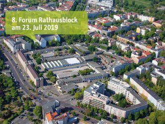 Forum Rathausblock 23. Juli 2019