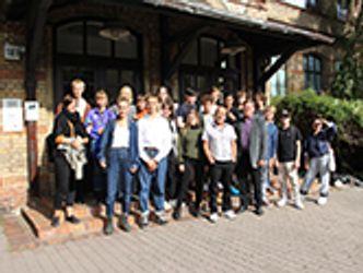 Bildvergrößerung: Projekt-Teilnehmerinnen und Teilnehmer