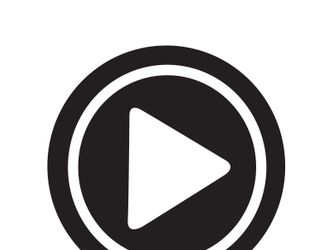 Kreis Knopf Play Video