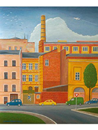 Bildvergrößerung: Gunnar Müller: Berliner Höfe - Schönhauser Allee, 2008