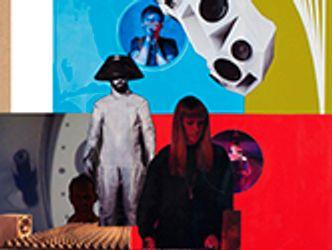 """Bildvergrößerung: Klaus Killisch: """"The Tuning of the World"""", Collage, 2017"""