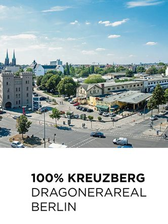 Titelblatt 100 % Kreuzberg